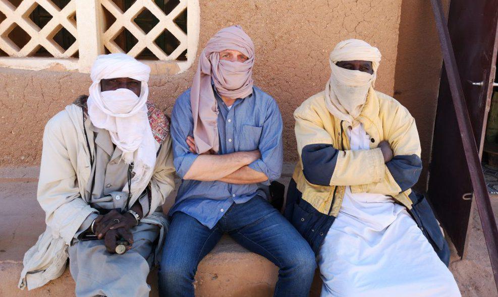 Zwischen Tuaregs in Agadez, Niger (c) 2018