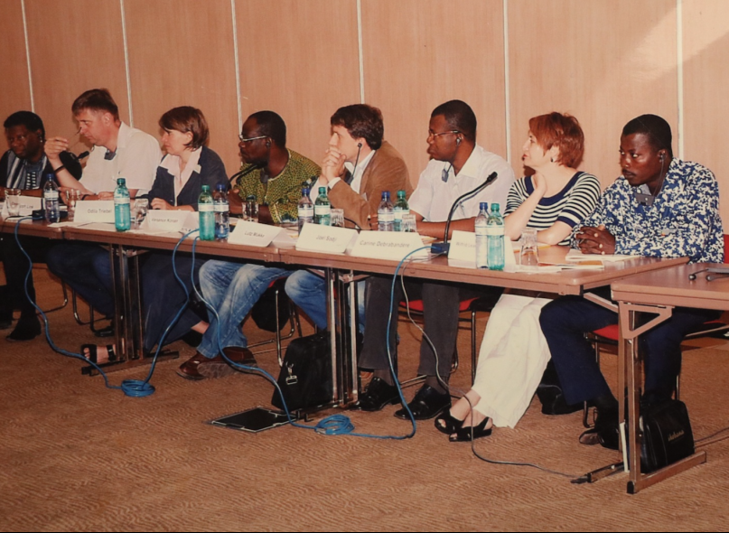 Expert Panel in Cotonou/Benin: Colonial times and Independence, Institute for Foreign Relations (c) IfA