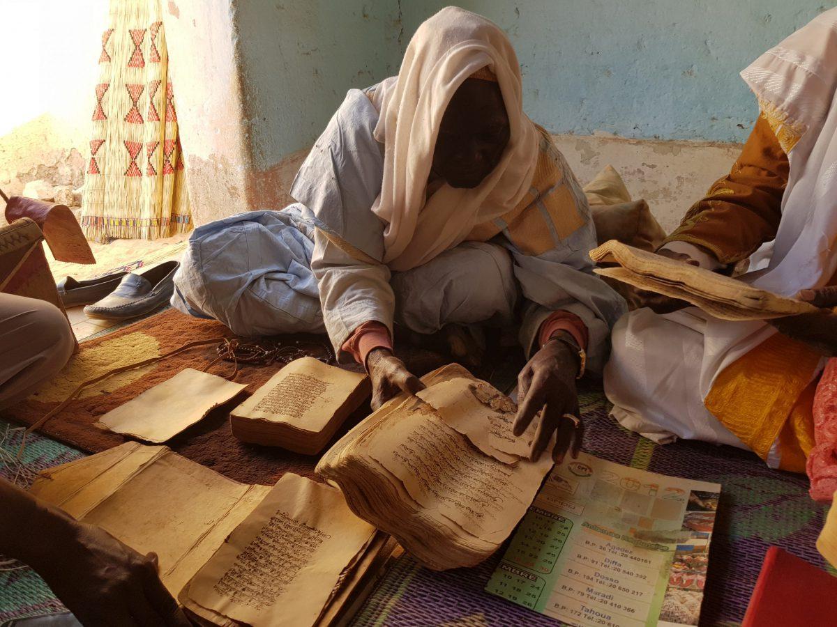 Das Archiv des Sultans (c) Ari A.